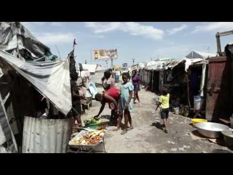 World Humanitarian Day 2013 - Haiti Aid Worker Diaries