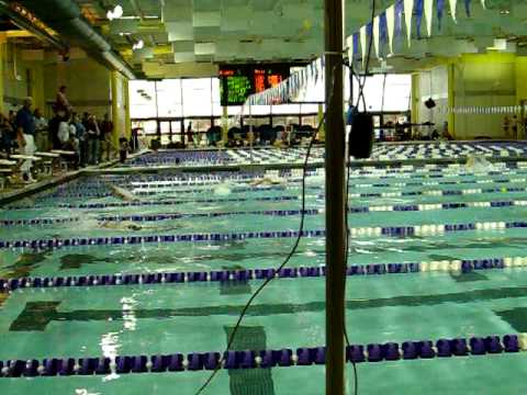 2009 Wyoming Swimming and Diving State - 4A 200 IM...