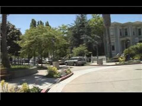 Oakland, California Historical Landmarks : Oakland, California: Preservation Park