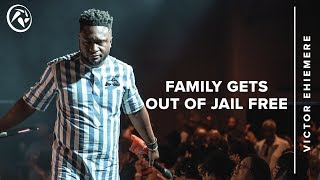 Family Gets Out Of Jail Free - Victor Ehiemere
