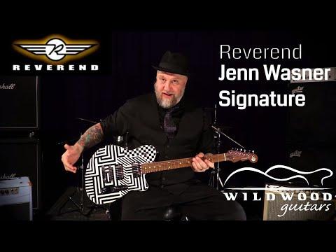 The Reverend Jenn Wasner Signature  •  Wildwood Guitars
