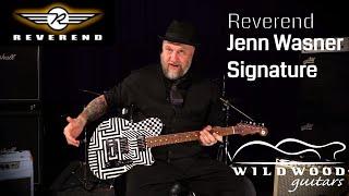 Baixar The Reverend Jenn Wasner Signature  •  Wildwood Guitars