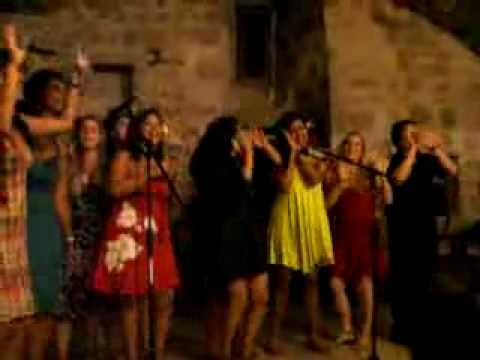 Karaoke Bella Scuola Escola Dante Alighieri.flv
