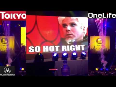 Chris Principe Financial IT Magazine Publisher At Tokyo OneLifeEvent Japan 15 07 2016