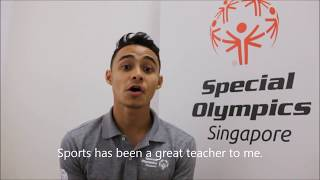 We are excited to nominate suhairi for the 2018-2022 sargent shriver international global messengers. special olympics is passionate about full inclusion bey...