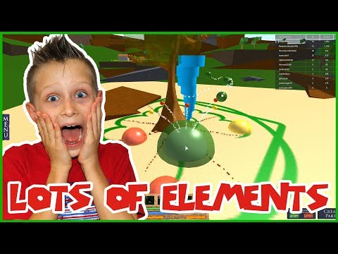 GETTING LOTS OF ELEMENTS!!!