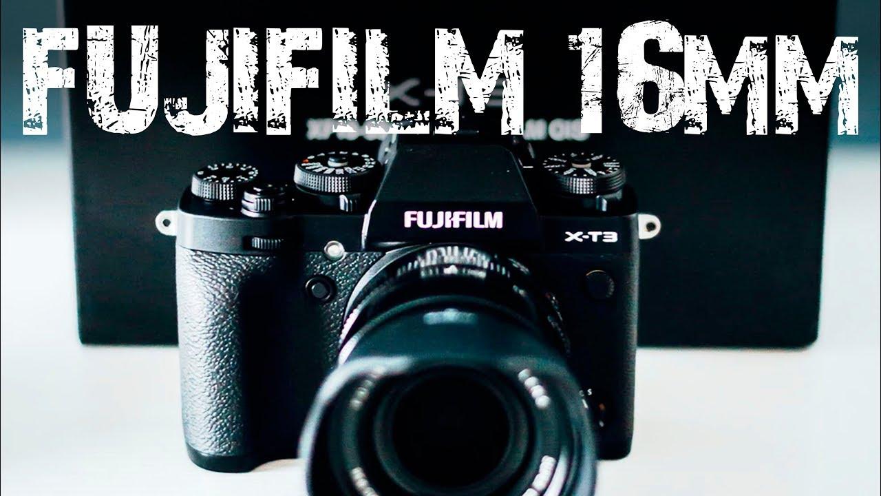Fujifilm 16mm 1 4 Review - 3 REASONS why it's Fujifilm's BEST prime lens