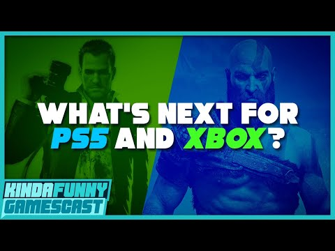 What's Next For PS5 and Xbox? - Kinda Funny Gamescast Ep. 31