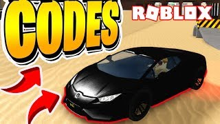 5 NEW CODES | Vehicle Simulator Roblox! Monster Truck