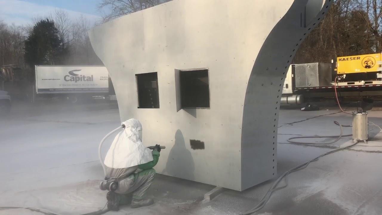 Sandblasting in Bucks County PA