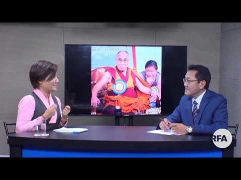 Deputy Director Kalden Lodoe interviews Trinlay Chokyi head of the legal department of Tata Motors b