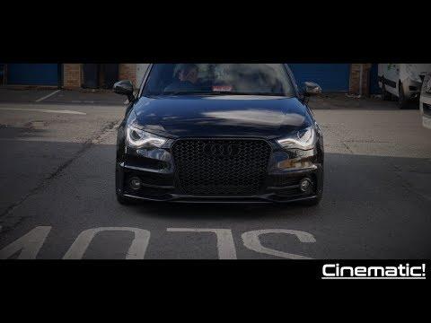 Static Modified Audi A1 S-Line Cinematic!!!