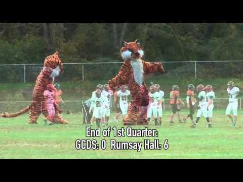 GCDS vs Rumsey Hall School Oct. 17, 2015