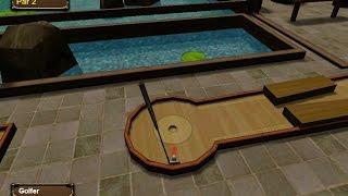 Mini golf Championship (Windows game 2009)