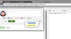 Trying Project Naptha - Google Chrome Extension