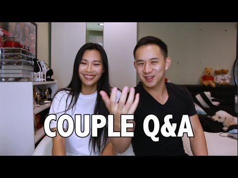 Couple Q&A ft Lucia K