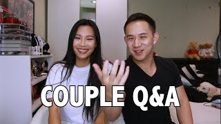 Download Couple Q&A ft. Lucia K Mp3