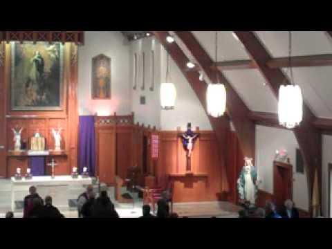 Draw Near O Lord 021313ad Ash Wednesday Youtube