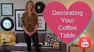 Interior Design - Decorating Your Coffee Table 2015