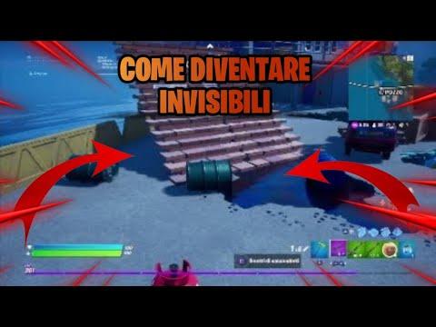 Fortnite: come diventare invincibili con un glitch, il ...