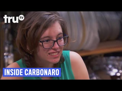 The Carbonaro Effect: Inside Carbonaro - Instant Drum Putty | truTV