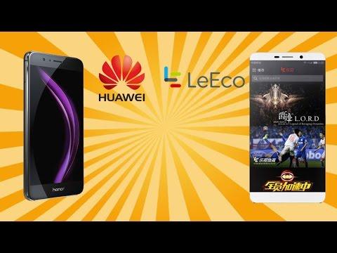 Huawei Honor 8 Vs LeEco LeMax 2