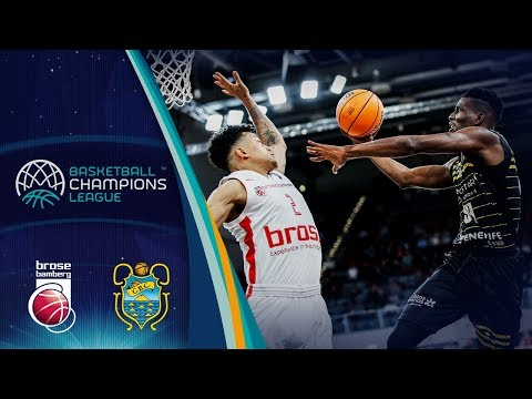 Brose Bamberg V Iberostar Tenerife – Highlights – Basketball Champions League 2019-20