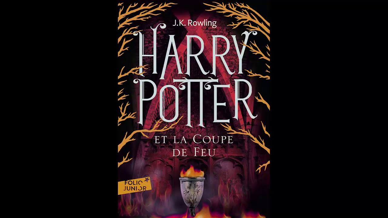 Harry Potter Livre Audio