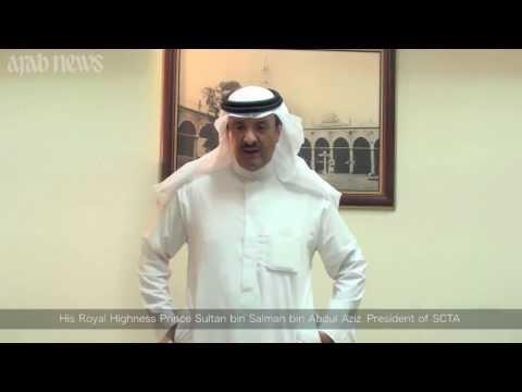 SCTA chief visits Arab News