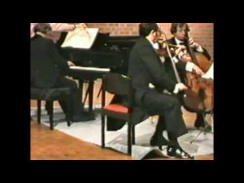 Mendelssohn Piano Trio n. 1 op. 49 IV. Finale (Marvulli, Gradow, Grosgurin)
