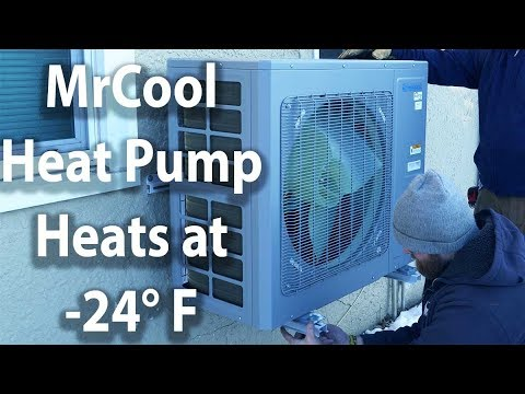 the-mrcool-universal-heat-pump-heats-at--24-degrees
