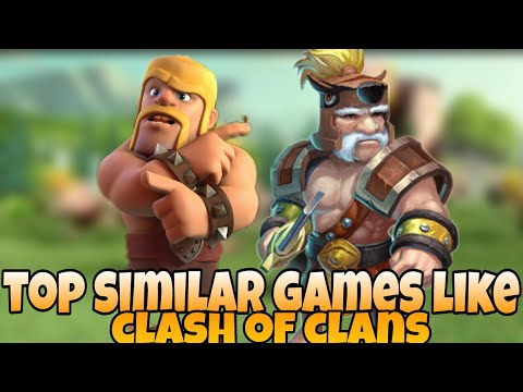 Top similar games like clash of clans (part 3)