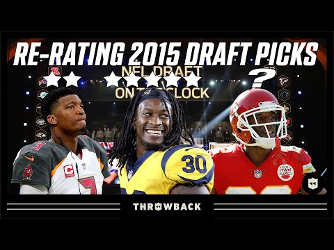 Re-Rating EVERY 2015 1st Round Pick (1-5 Stars)