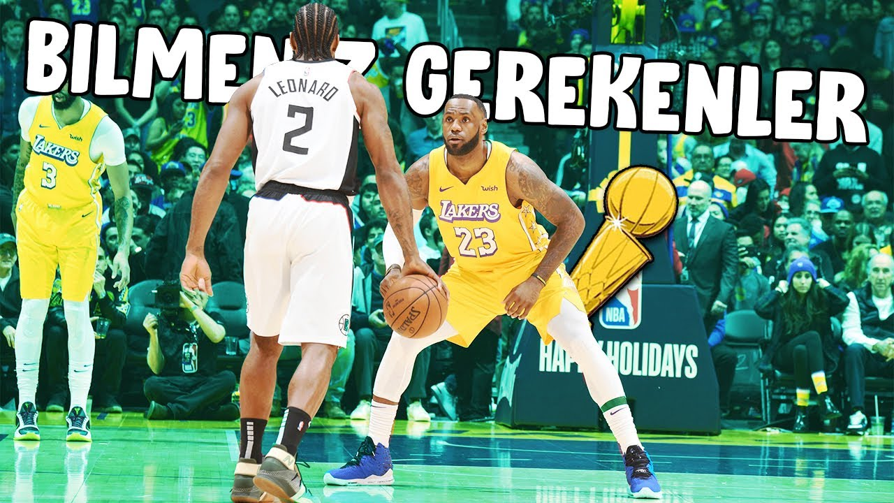 NBA'nın Yeni Sistemi Hakkında Bilmeniz Gerekenler