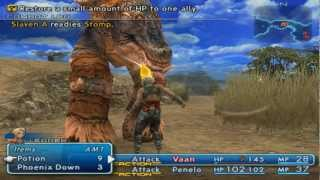 Final Fantasy XII PC Gameplay (Full HD)