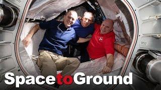Space to Ground: Hello, Goodbye: 10/05/2018