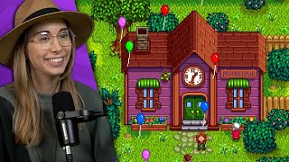 The community center is COMPLETE!! - Stardew Valley [20]