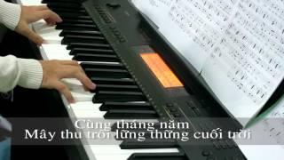 Nếu Xa Nhau - Đức Huy - Piano Karaoke - Beat - Bosa nova - Jazz Piano - Linh Nhi
