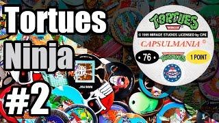 +100500 Capsov - Tortues Ninja #2 (Обзор / review  Full HD 1080p)