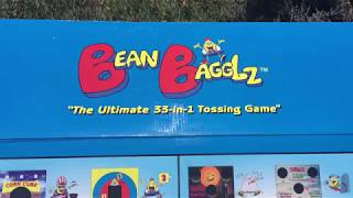 BeanBagglz Cool Feature #71   Ultimate 33 in 1 Tossing Game