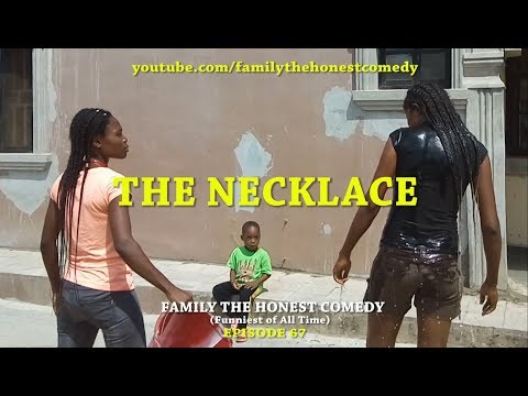 THE NECKLACE (Mark Angel Comedy like) (Family The Honest Comedy) (Episode 67)