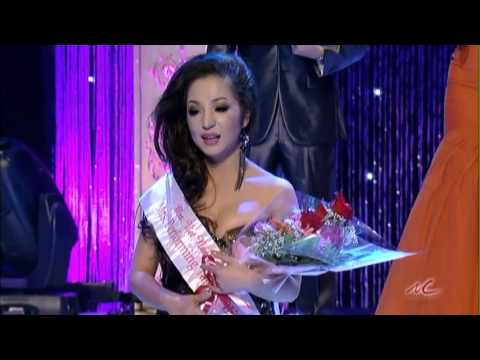 Mrs. Viet Nam Continents:  Trao Giai & Dang Quang