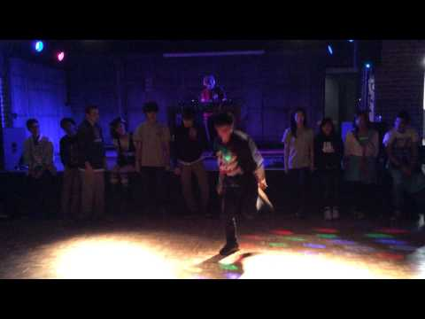 UTS Hip Hop Society Performance at UTS CospARTy 2014
