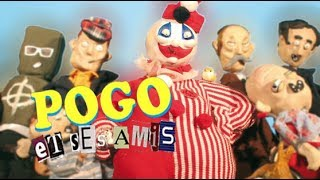 POGO AND FRIENDS - Claymation
