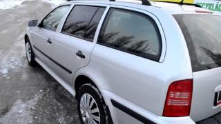 Škoda Octavia Combi 1.8 T Elegance