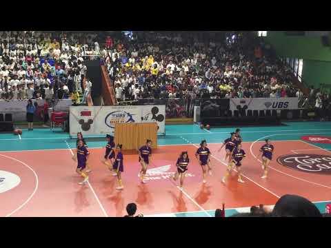 SMAN 3 Teladan - UBS Gold Dance Competition ( Team Putri )