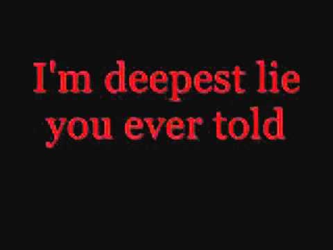 Get Scared- Deepest Cut Lyrics