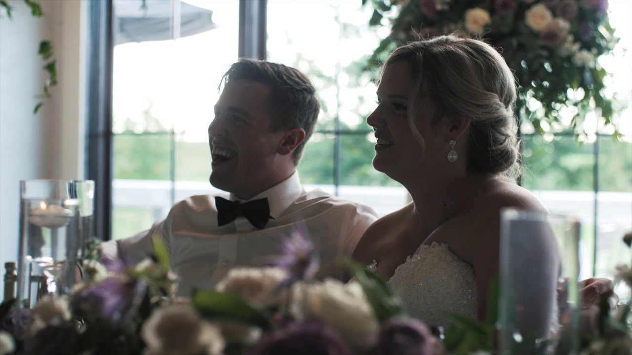 Meaghan & Tanner - Toasts Film