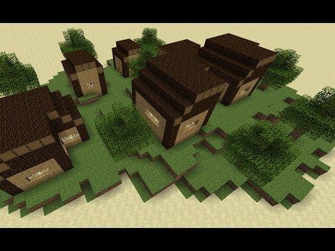 Minecraft Village Builder