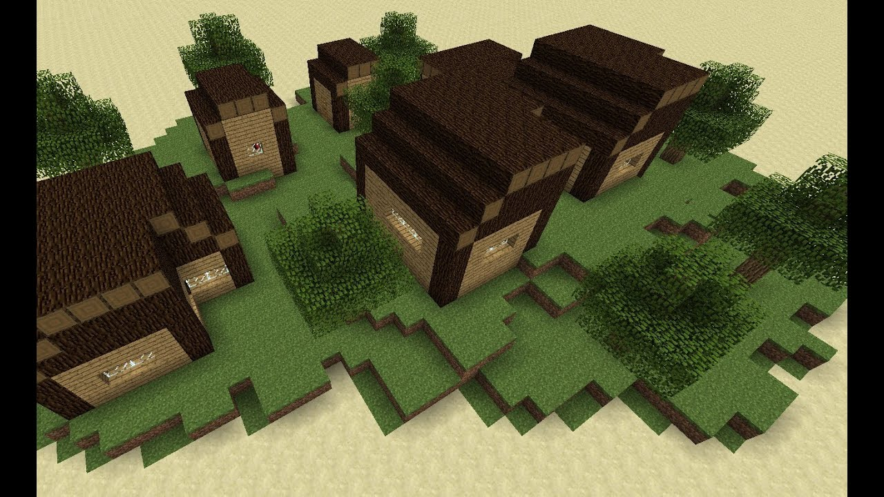Minecraft village builder youtube minecraft village builder publicscrutiny Choice Image